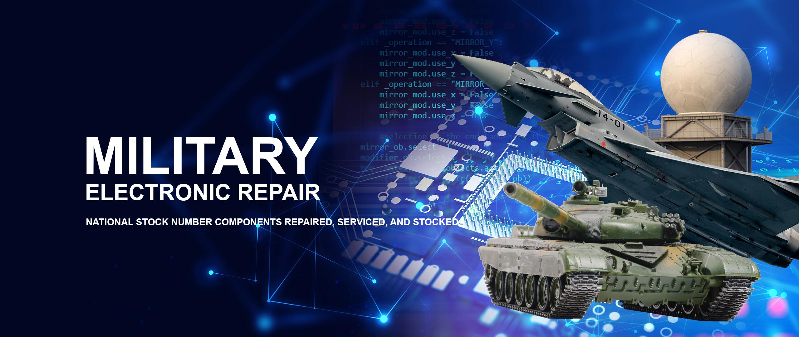 Military Electronic Repair